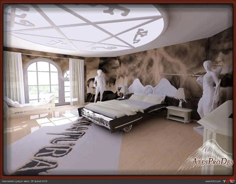 Wall Decor Ideas For Bedroom supernatural room jensen ackles photo 31655298 fanpop