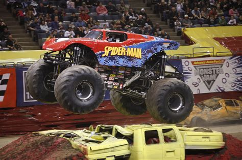 denver monster truck show monster truck jam returns denver parent