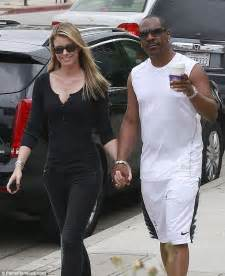 Best Comfort Shoes Eddie Murphy Steps Out With Paige Butcher For A Cute