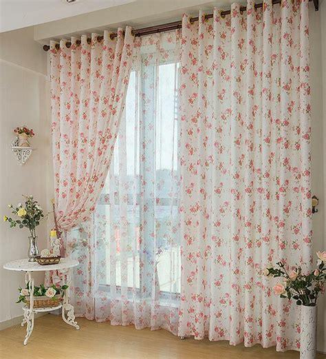 gardinen im landhausstil 20 stilvolle beispiele f 252 r gardinen im landhausstil
