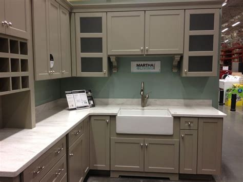 home depot martha stewart kitchen cabinets pin by kelly mctaggart on kitchens pinterest