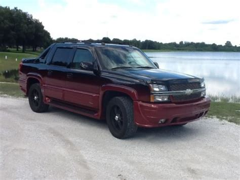 find used 2005 chevrolet avalanche southern comfort