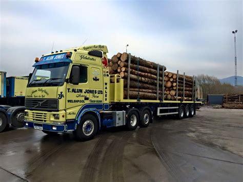 volvo trucks europe volvo fh timber transporter european timber log trucks