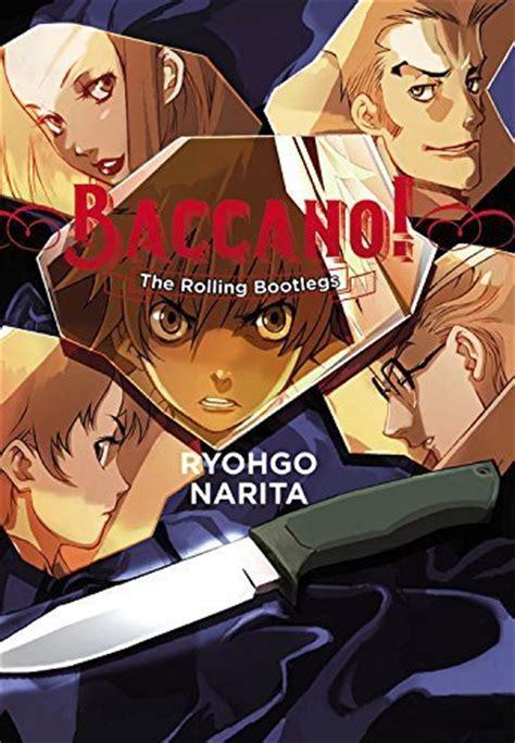 Baccano Light Novel baccano light novel anime planet