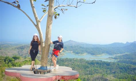 gambar wisata alam kalibiru kulon progo jogja harga