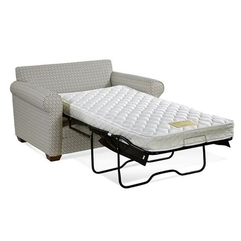chair and a half sleeper with ottoman chair and a half sleeper 728 014 bedford braxton culler