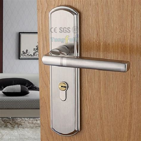 Interior Door Lock Wholesale Solid Wood Door Lock Interior Door Locks European Style Living Room Handle Locks