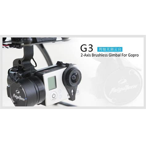 Gopro 3 Murah feiyu tech fy 2 2 axis brushless aircraft aerial photographyfor gopro 3 3 black