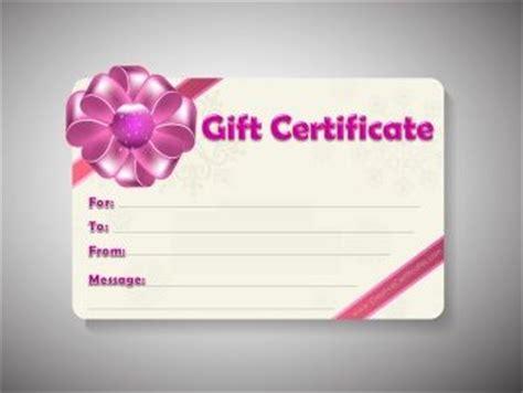 free printable gift certificates pinterest free printable and editable gift certificate templates