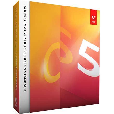 adobe cs5 adobe creative suite 5 5 design standard software 65121347 b h