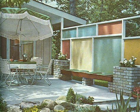 outdoor gardening mid century modern home with mid century modern landscape design book 1963 eckbo church
