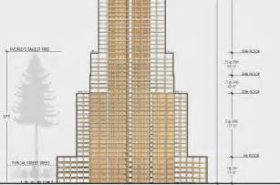 Height Of Design Timberbiz 187 Build The Empire State Building In Wood