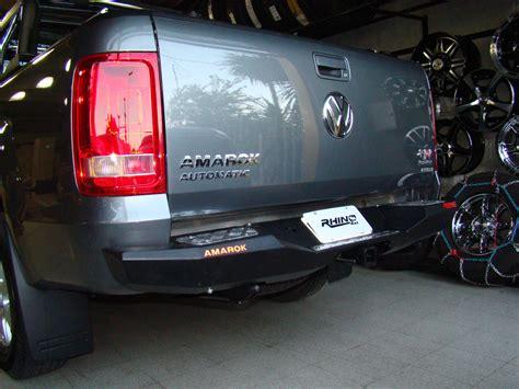 evolution  rear bumper  volkswagen amarok
