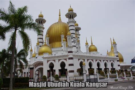 Cp Cendol Batik ahmad tarmizi talib indahnya masjid
