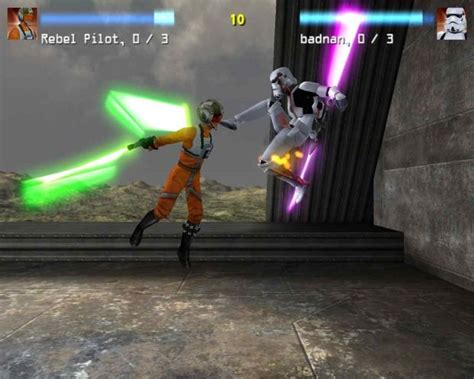 mod any pc game mod turns jedi academy into a fighting game pc gamer