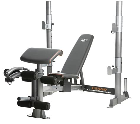 nordictrack e6900 competition series weight bench