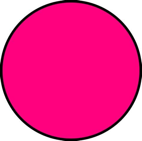 circle clip pink circle clip at clker vector clip