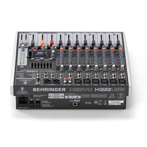 Mixer Xenyx X1222usb 綷寘 綷 崧 behringer xenyx x1222usb