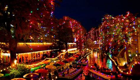 san antonio riverwalk christmas lights boat 5 things that might surprise you about the san antonio