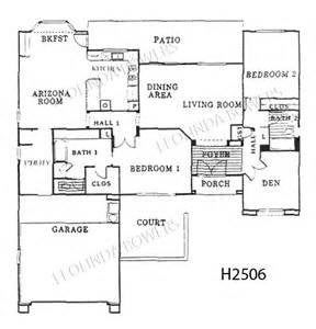 sun city west floor plans sun city west cromwell floor plan