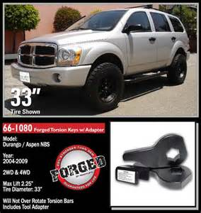 2005 Dodge Durango Lift Kit Dodge Durango 2 25 Quot Front Leveling Kit 4wd 2wd 2004 2009