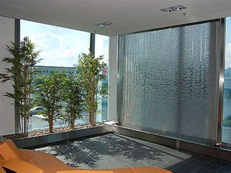 glass wall design for living room 9 best wall glass fountain images on pinterest water