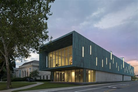 Museum Builders columbus museum of adds bold new expansion to its 1931