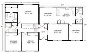 tri level floor plans u and u modular homes split level floorplans