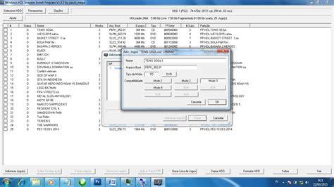 Upgrade Ps2 Ke Hardisk cara mengisi ps2 ke hdd dengan software winhiip berbagi dan gratiss