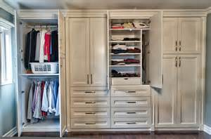 Closet Cabinet Systems A Built In Closet System Functional For A Big House