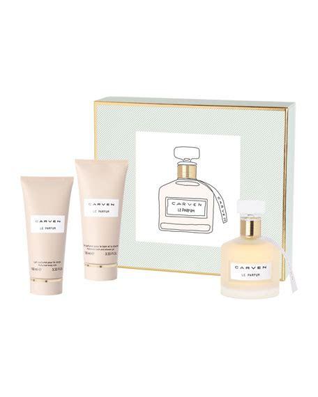 Parfum Set carven le parfum gift set