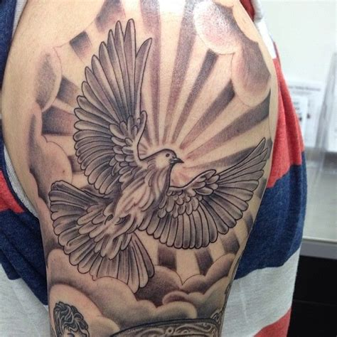 dove in clouds tattoo designs 40 best images about sun tattoos on sun