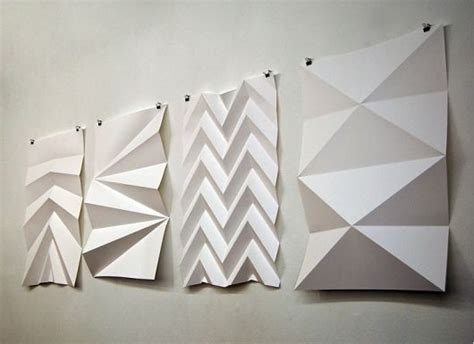 Simple Paper Folding Techniques - 25 unique origami design ideas on paper