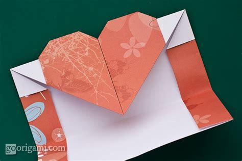 Origami Envelope Letter - origami envelope by eric strand go origami