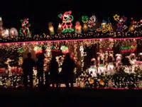 san diego christmas light display christmas on knob hill