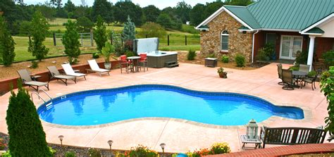 pool and patio designs gallery of endearing pool patio and spa with additional