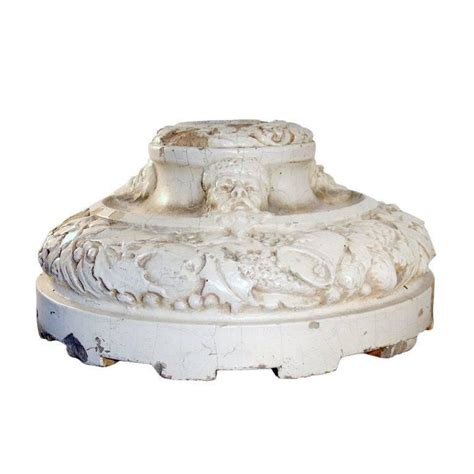 vintage terra cotta christmas tree stand for sale at 1stdibs