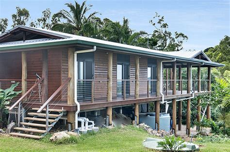 pole home design queensland sloping site homes ideas photo gallery home building