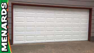 garage how much does it cost to install a garage door
