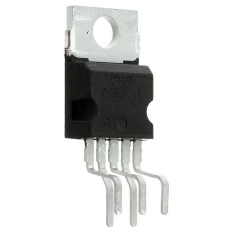 Ic Tda 2003 Ic St Audio Lifier e tda2003v stmicroelectronics integrated circuits ics