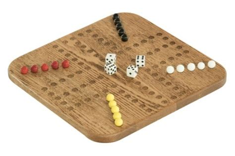 classic aggravation four game board amish toys games