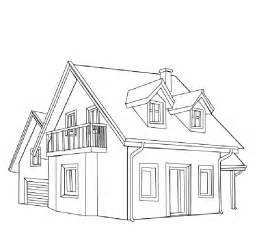 malvorlagen haus 7 houses and homes coloring pages