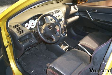 03 Honda Civic Interior by Picture Of 2002 Honda Civic Si