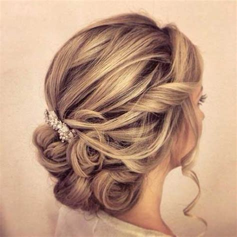 Wedding Hairstyles 2016 For Medium Hair by 25 Best Hair Updos 2015 2016 Hairstyles Haircuts