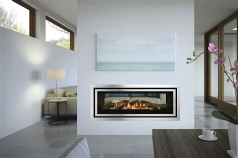 Endless Fireplace by Sided Fireplaces Two Sides Endless Benefits