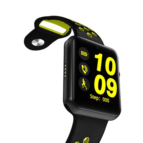 New L1 Smart Mtk2502 Bluetooth Smartwatch Ip67 For Android I Mtk2502c App