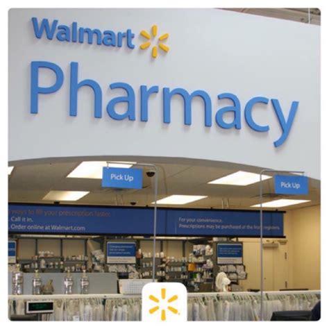 Walmart Pharmacy by Walmart Supercenter 3712 W St Durant Ok 74701
