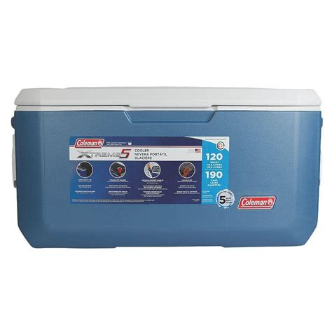 coleman 120 qt cooler 3000002116 the home depot