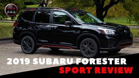 2019 Subaru Forester Sport by 2019 Subaru Forester Sport Blue Pearl Subaru
