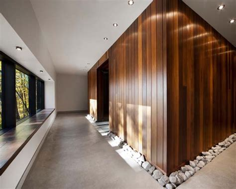 Modern Salon Interior Concept by Modern Le Source Spa Nestled In The Canadian Mountainside